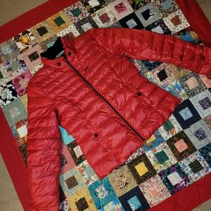 Marc New York Andrew Marc Red Down Jacket